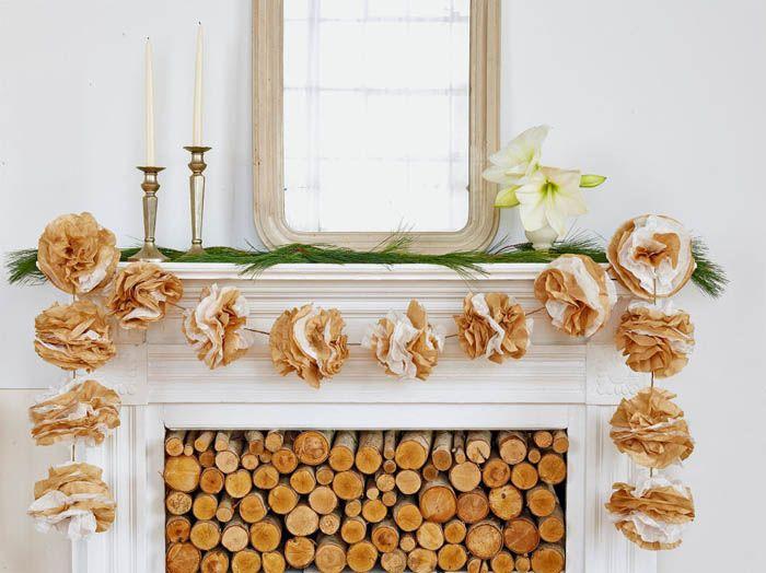 Ideas DIY para que adornes tu hogar estas Navidades