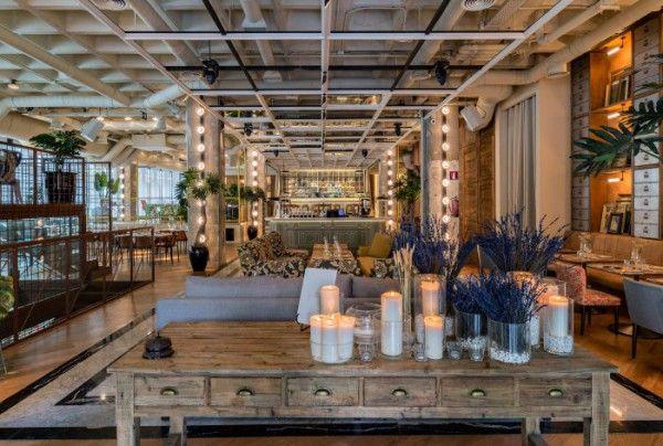 restaurante perrachica iluminacion