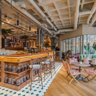 Perrachica, un restaurante con encanto en el barrio Chamberí