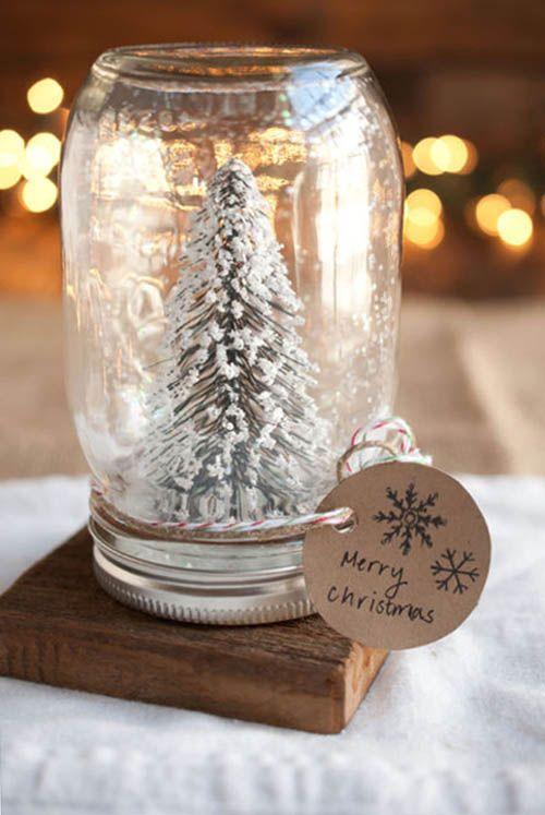 tarro cristal arbol navidad