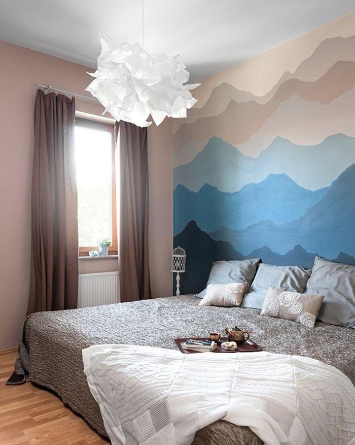 dormitorio tapiz