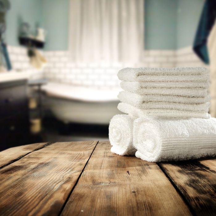 organizacion casa toallas