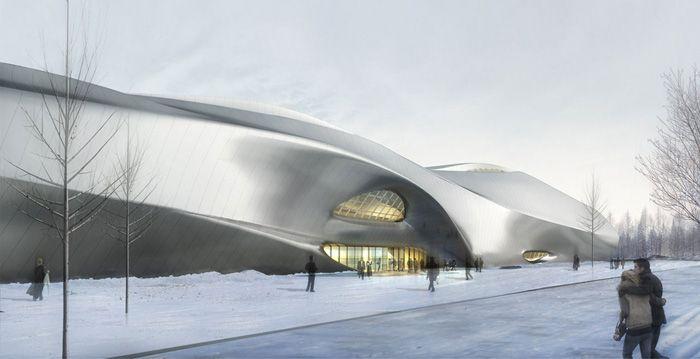Museo de Escultura en Madera de China, Harbin