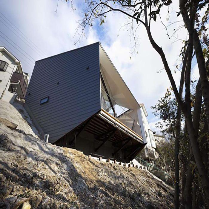 acantilado k house genral