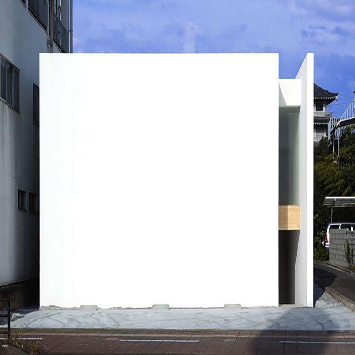 casa bloque blanco