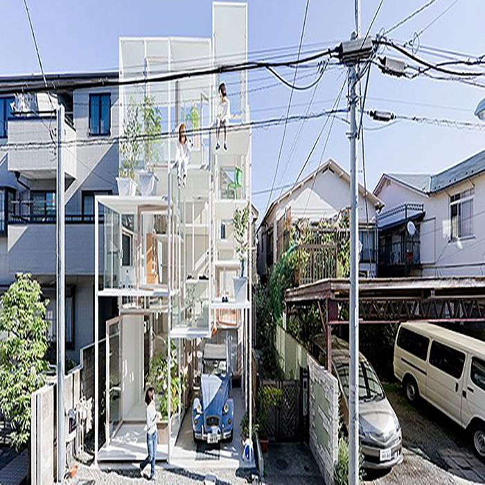 casa na japon