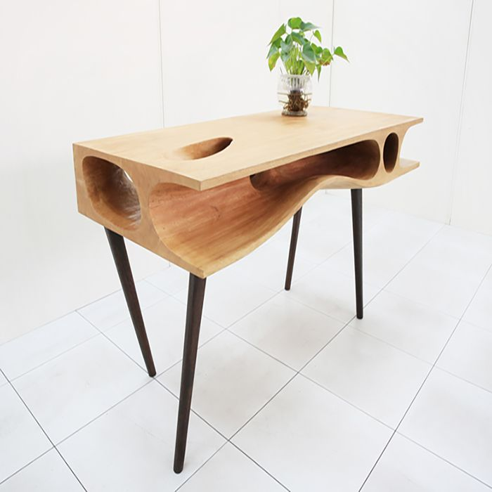 mesa gatos grande