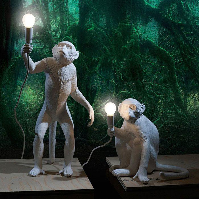 monkey lamapara