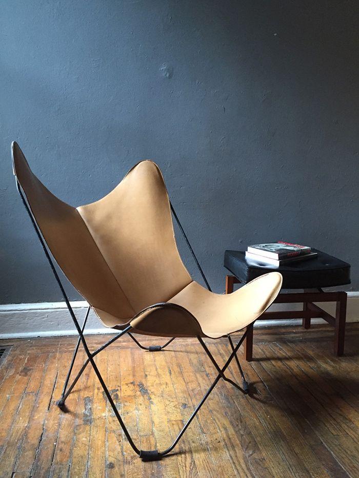 Los 20 dise os de sillas que tienes que conocer moove magazine - Silla mariposa ...