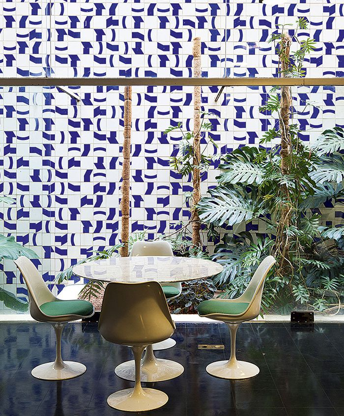 tulip chair silla tulipan eero saarinen knol sillas blancas diseño nordico futuristas años 60 top 20 diseños sillas
