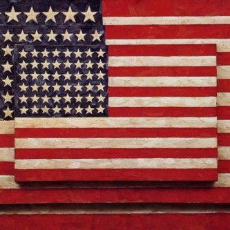 Jasper Johns, abanderado del Pop Art