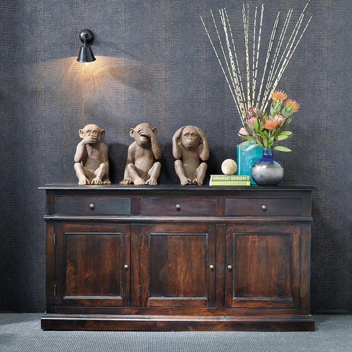 tres monos ghandi