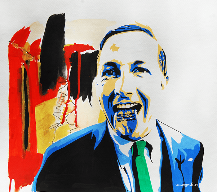 Man-at-Work.-Robert-Rauschenberg_reference