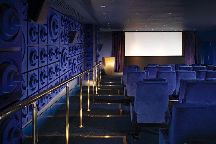 cine del hotel mondrian en londres hoteles con cine