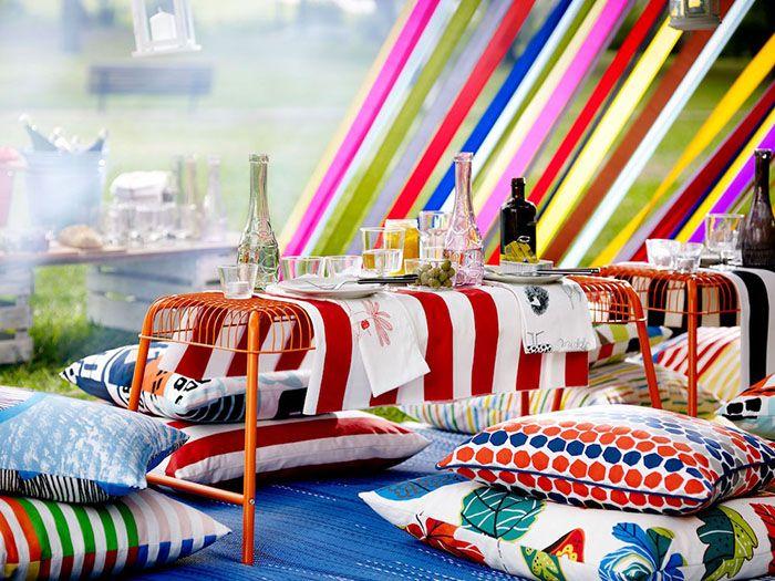 Nuevo catálogo de Ikea: llévate el verano allá donde estés
