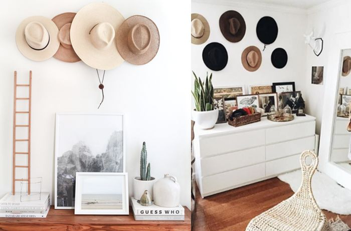 5 originales ideas para decorar paredes blancas moove - Como decorar pared con fotos ...