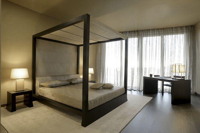 dormitorio armani