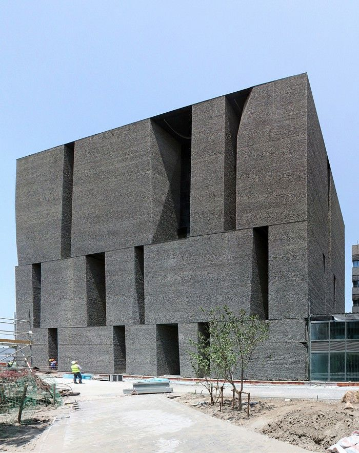campus de novartis en shanghai china obra de alejandro aravena premio pritzker arquitectura 2016 arquitecto chileno