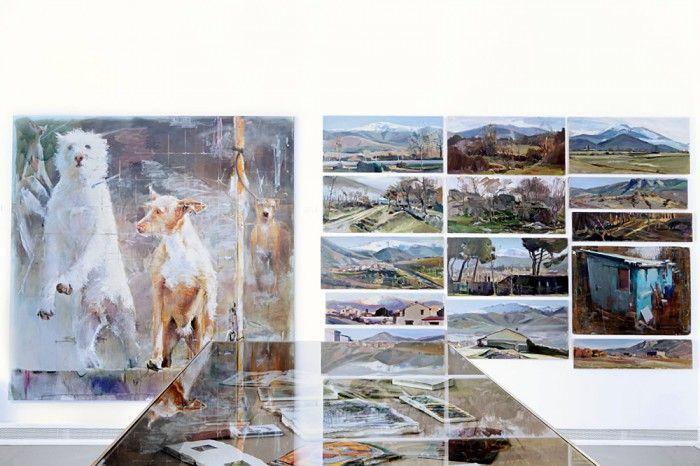 galeria de artefernandez hurtado art gallery en segovia 2