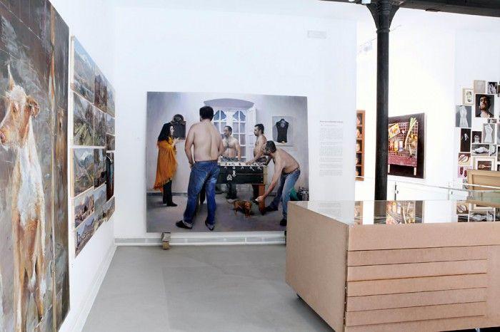 galeria de artefernandez hurtado art gallery en segovia 3