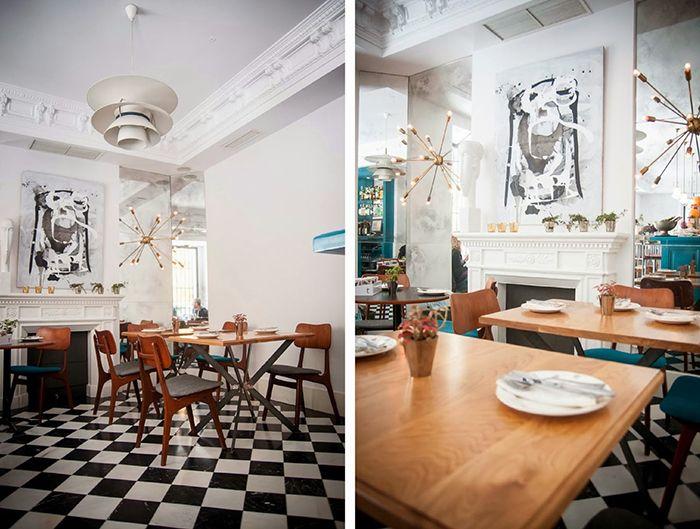 salon restaurante ganz