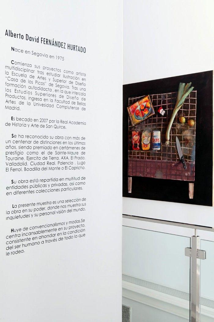 galeria de artefernandez hurtado art gallery en segovia