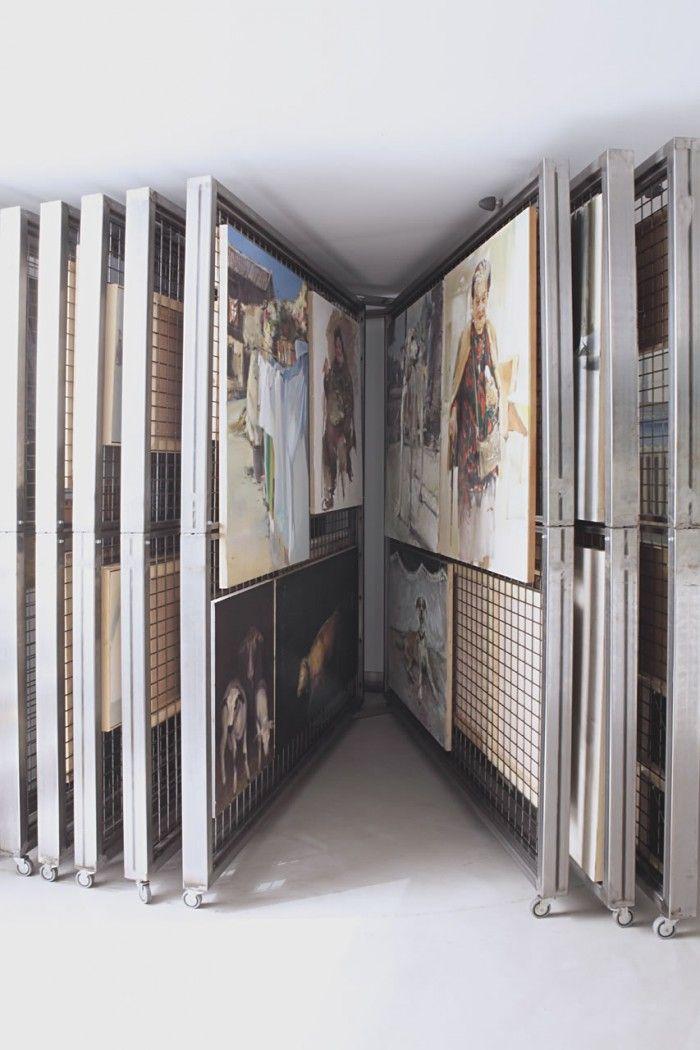 paneles galeria de artefernandez hurtado art gallery en segovia 2