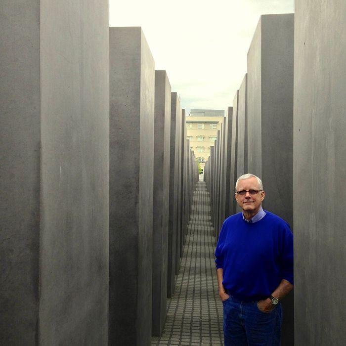 monumento holocausto EISENMAN