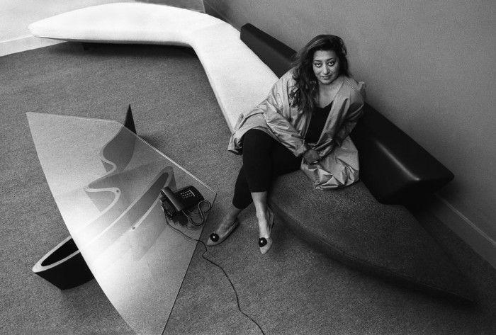 zaha hadid joven arquitecta 1985 premio pritzker arquitectura irani futurista muerta biografia en espanol