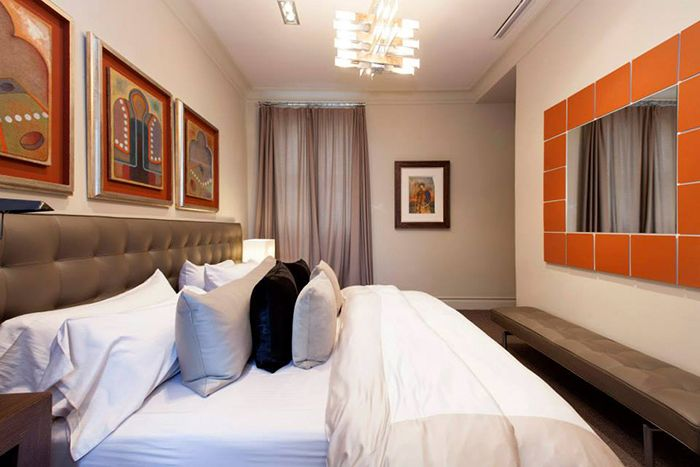 dormitorio piso chueca
