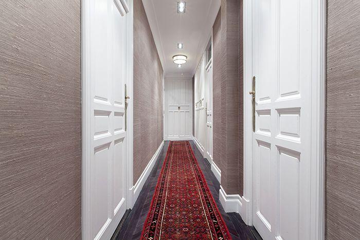 alfombra piso chueca