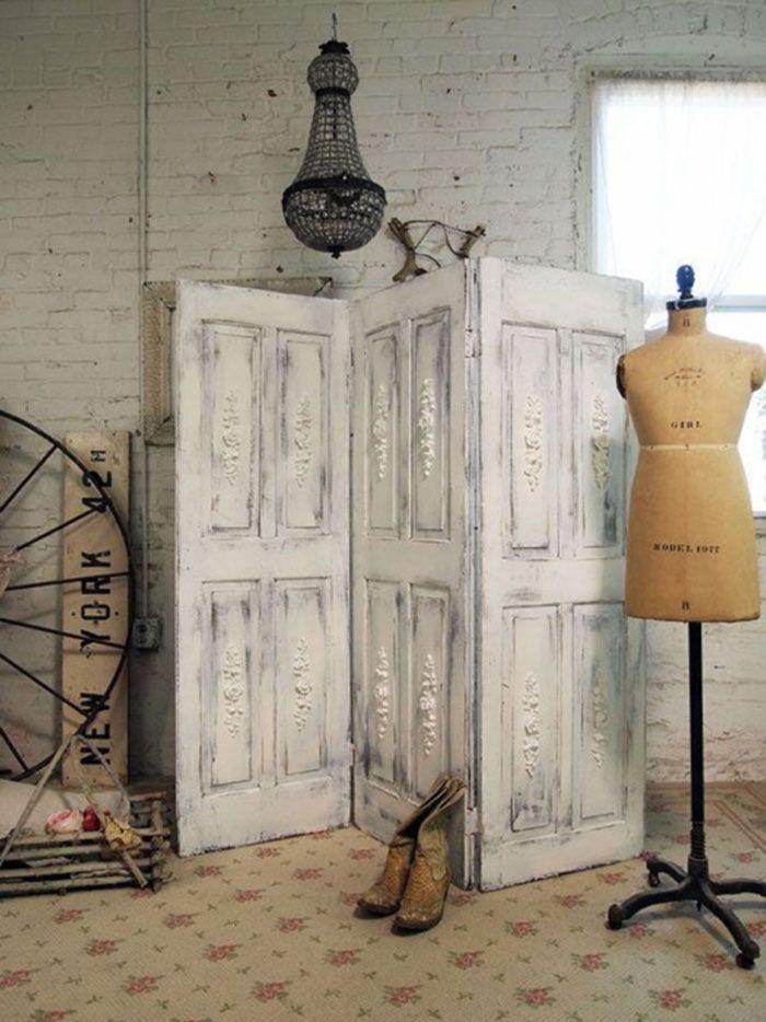 12 Ideas para reutilizar puertas y ventanas - Moove Magazine