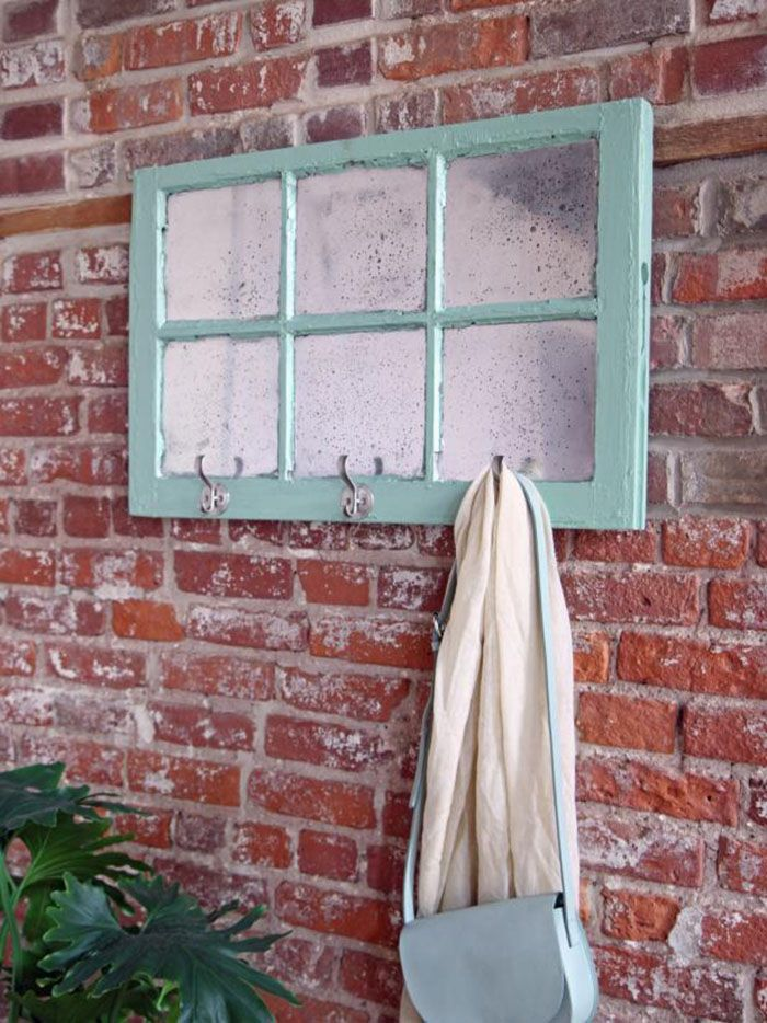 colgador ventana