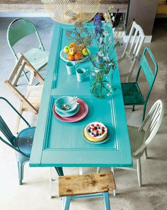 12 ideas para reutilizar puertas y ventanas moove magazine for Casa y jardin tienda