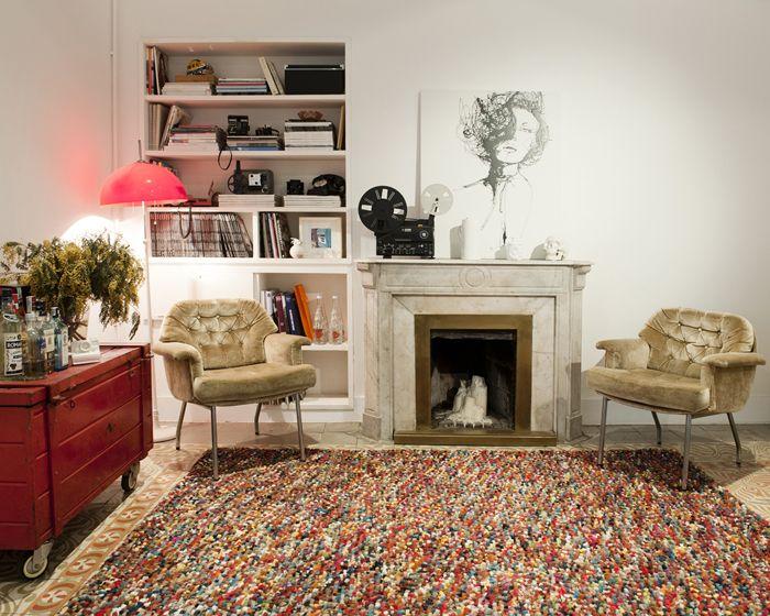 Shuki, alfombras que llegan directamente de los artesanos del mundo a tu hogar