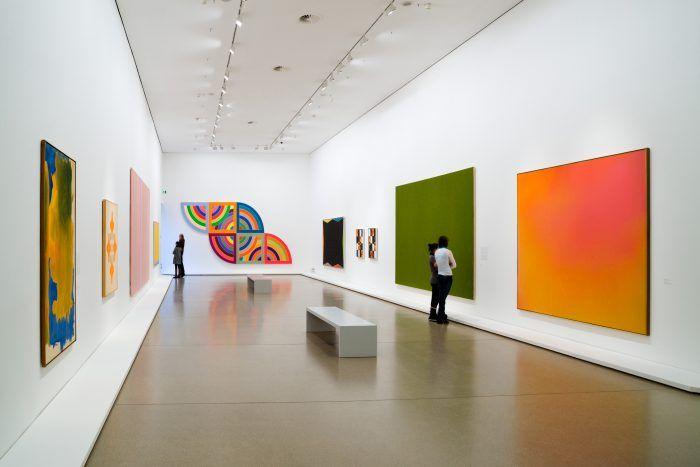 Expresionismo Abstracto: Jackson Pollock y los pintores de acción