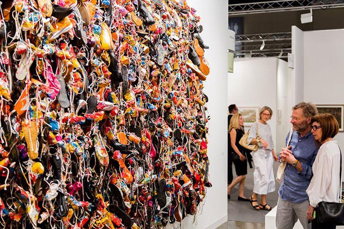 exposición art basel suiza