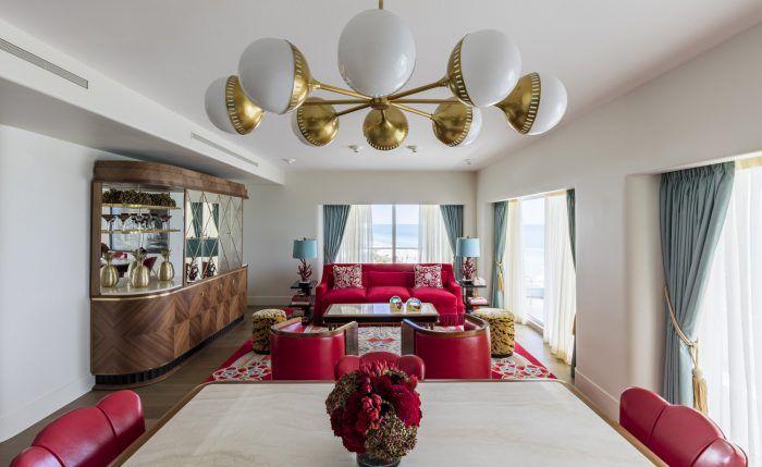 faena miami beach hotel decorado por baz luhrmann habitacion suite 2