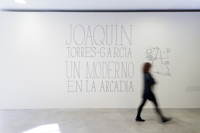 La obra de Joaquín Torres-García, padre del universalismo constructivo, en Fundación Telefónica