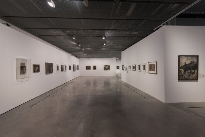 fotografia exposicion joaquin torres garcia un moderno en la arcadia espacio fundacion telefonica pintor uruguayo moderno