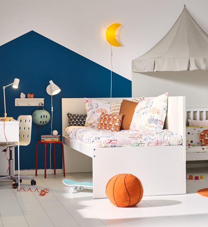 dormitorio niños catalogo IKEA 2017