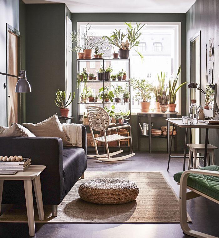 salon acogedor catalogo IKEA 2017