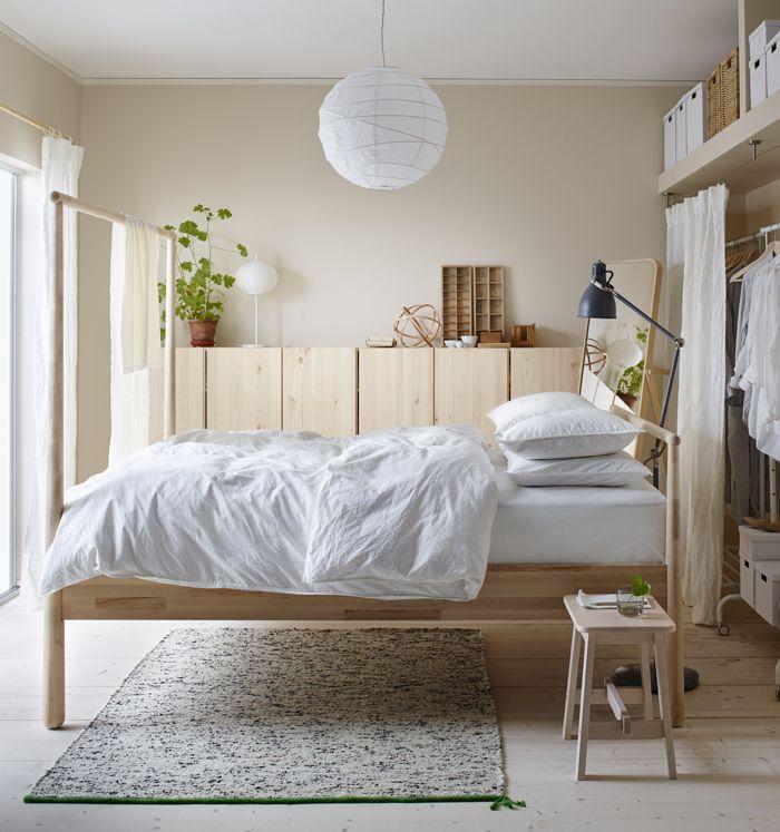 dormitorio mader virgen catalogo IKEA 2017