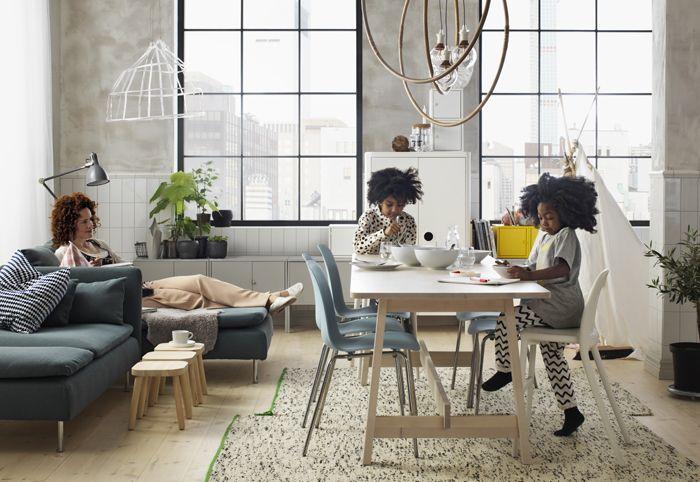 salon catalogo IKEA 2017
