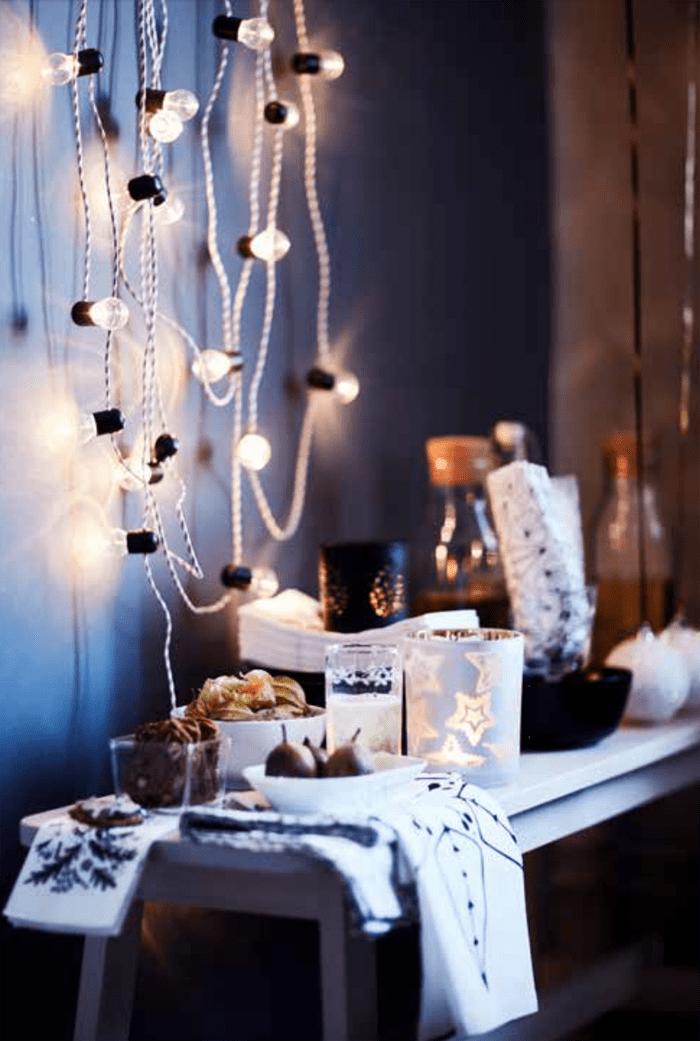 guirnalda luces navidad IKEA 2016 2017