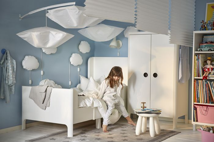 dormitorio habitacion niño catalogo ikea 2017