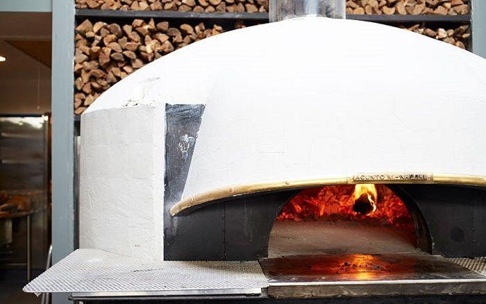 horno madera