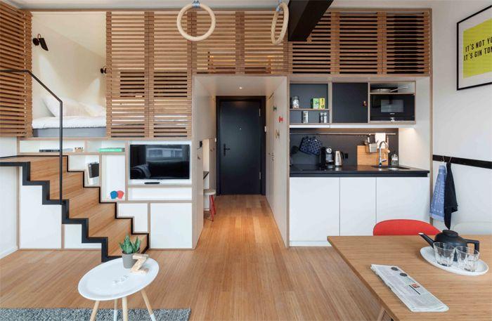 Zoku, algo más que un hotel para emprendedores y creativos en Ámsterdam