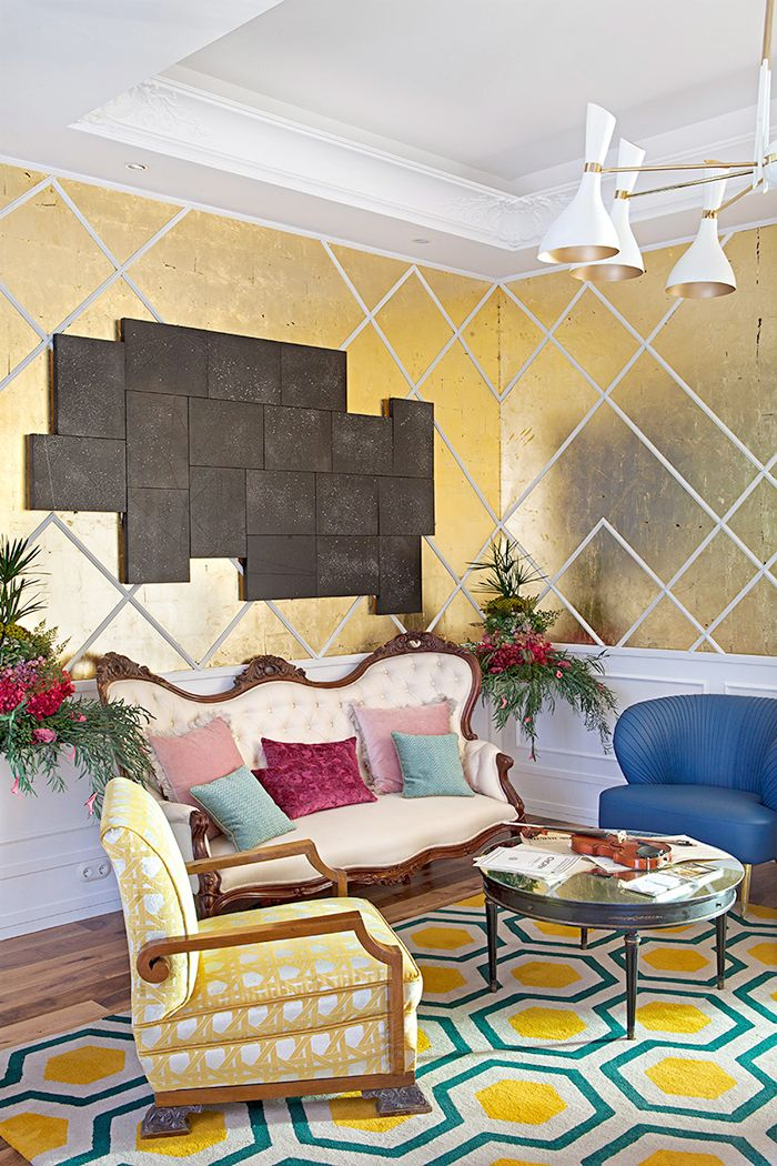 divan sofa mesa butaca viteri lapeña interiorismo