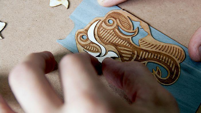 diseño handmade hecho mano woodmi